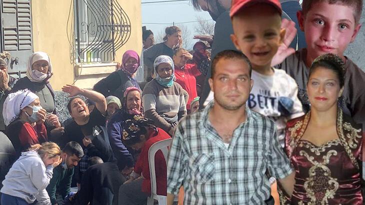 Adana'da soba faciası! Çift öldü, çocukları hastaneye kaldırıldı