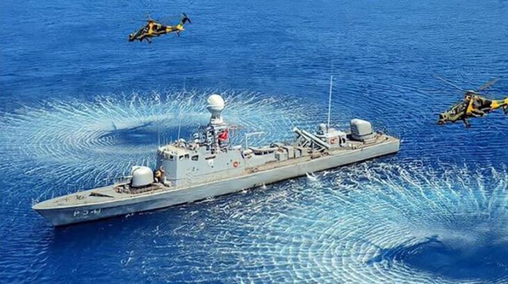 """Son dakika... Yunanistan savaş gemisi gönderdi! Basın: """"Tüm Türk topraklarını vurabiliriz"""""""