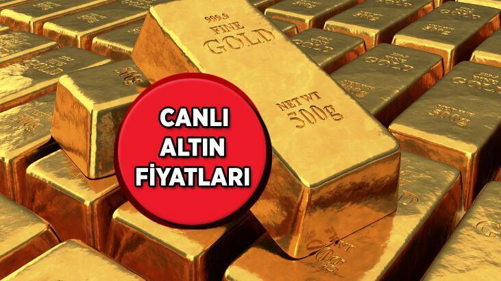 SON DAKİKA: Altın fiyatları dünkü kapanışa göre yükselişte! 2 Mart Canlı altın fiyatları takip ekranı...