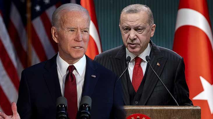 Son dakika... Cumhurbaşkanı Erdoğan'dan Biden'a 'sözünü tut' çağrısı