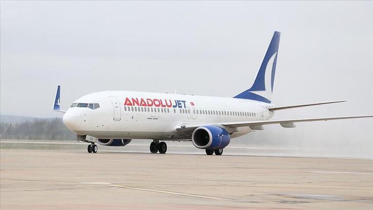 Anadolu Jet'in Ankara-Tahran seferleri bugün başladı