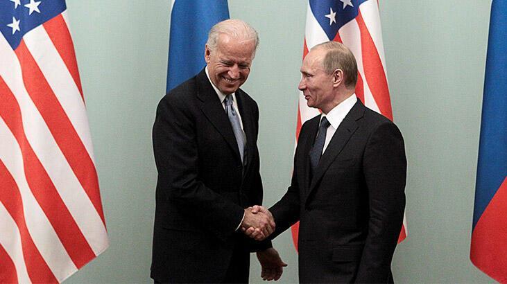 Son dakika... ABD lideri Biden: Putin bir katil!