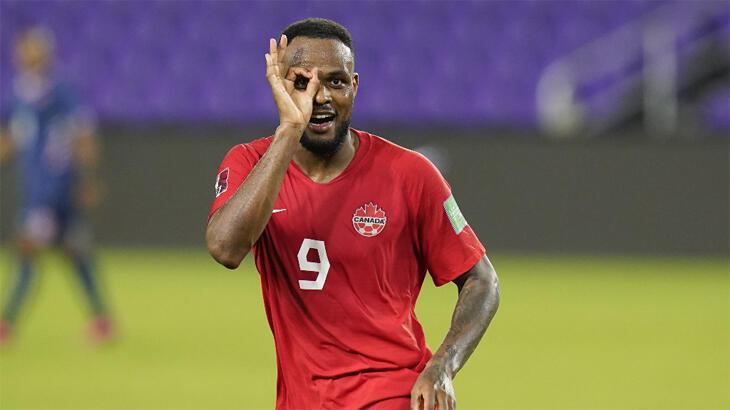 Kanada, Kayman Adaları'nı tam 11-0 yendi! Larin yine sahnede