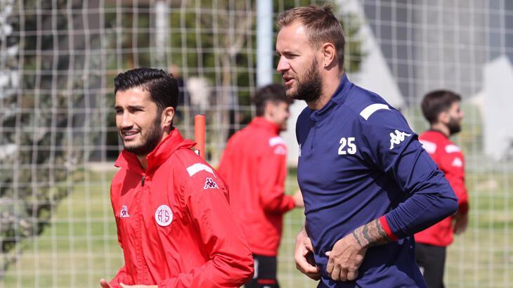 Antalyaspor'da MKE Ankaragücü hazırlıkları