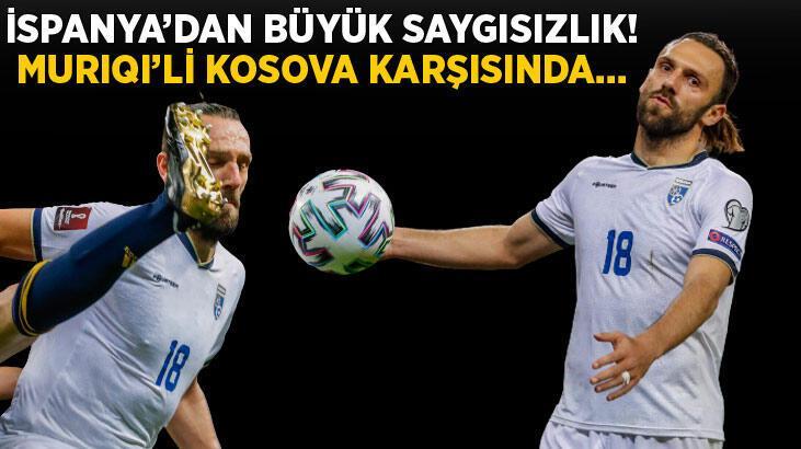 Son dakika haberi - Vedat Muriqi'li Kosova'ya saygısızlık! Gecenin maçında tarihi skandal...