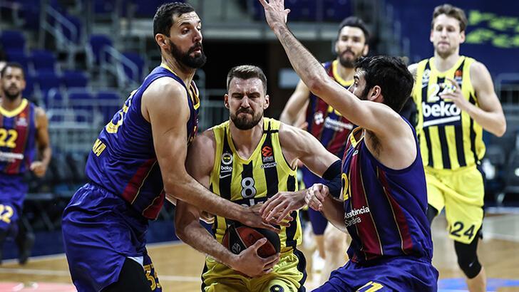 Fenerbahçe Beko - Barcelona: 73-82
