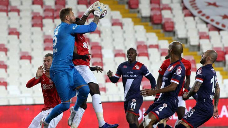 Sivasspor, Antalyaspor'a konuk olacak