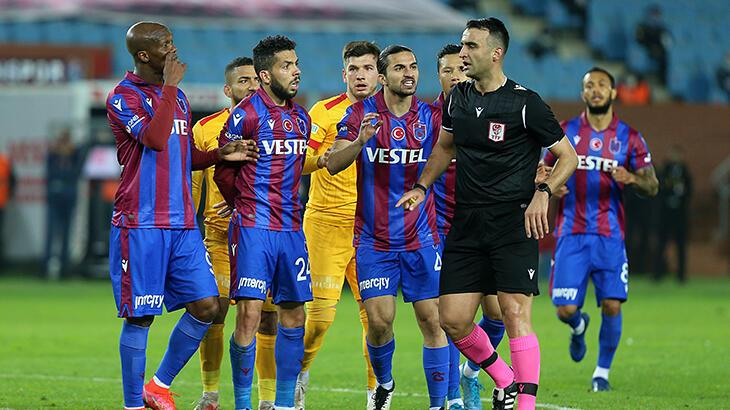 Trabzonspor'da puan kayıpları arttı