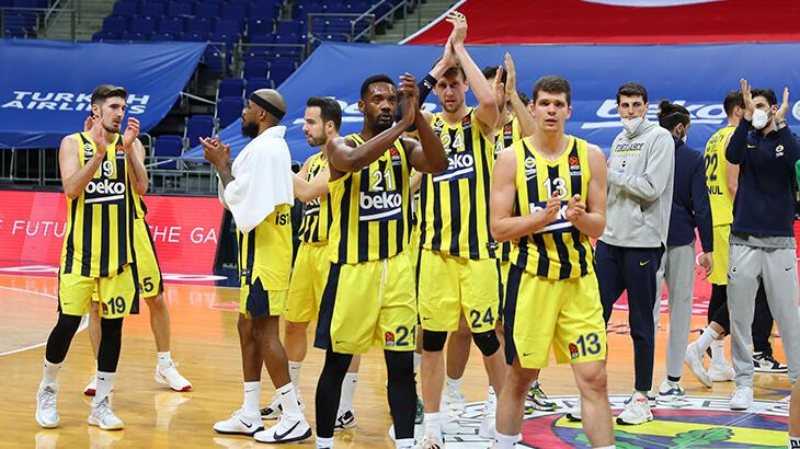 Fenerbahçe Beko, THY Avrupa Ligi'nde yarın Real Madrid'i konuk edecek