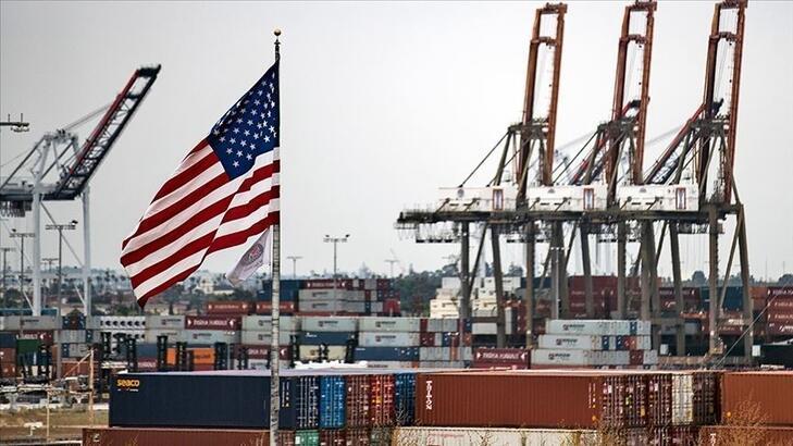 ABD'de dış ticaret açığı yükseldi
