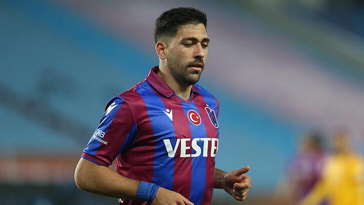 Son dakika - Trabzonspor'da Bakasetas atmaya devam ediyor!