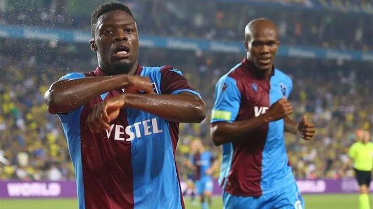 Trabzonspor'a Ekuban ve Nwakaeme'den kötü haber