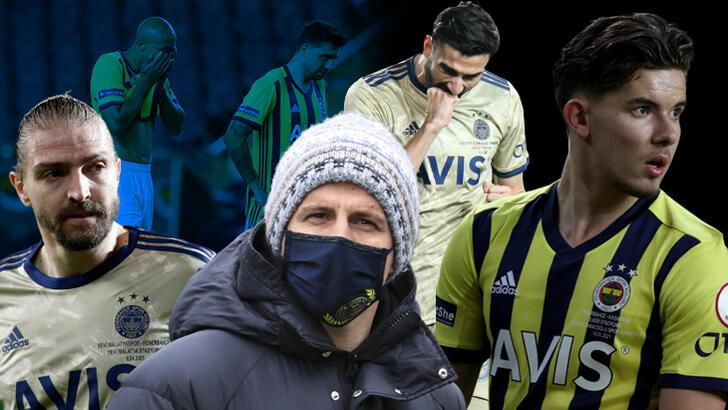 Son dakika - Fenerbahçe'de ağır fatura! 10 futbolcunun bileti kesildi