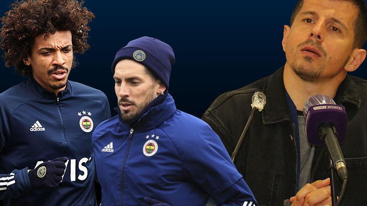 Son dakika Fenerbahçe haberleri - Tartışma çıktı! Fenerbahçe'de Gustavo ve Jose Sosa...