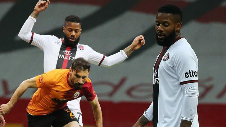 Son dakika haberi: Galatasaray - Karagümrük maçına Lens damga vurdu! Büyük tepki