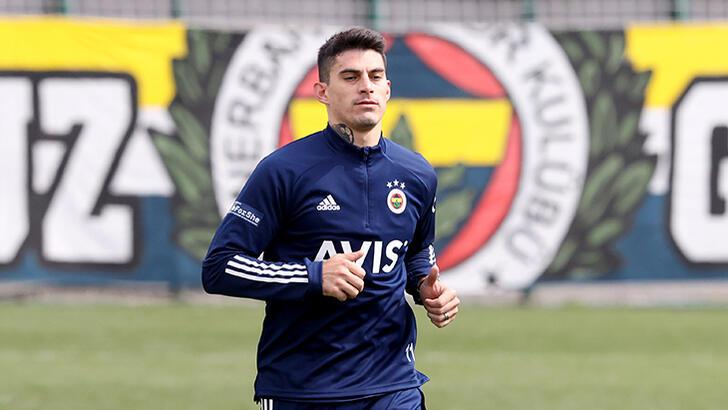 Son dakika - Fenerbahçe'de Diego Perotti gelişmesi!