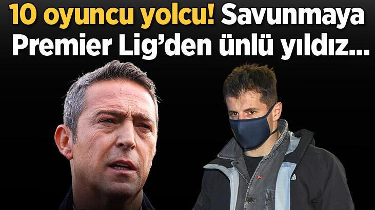 Son dakika transfer haberleri - Fenerbahçe'de dev operasyon: 10 ayrılık! Premier Lig'den dünya yıldızı
