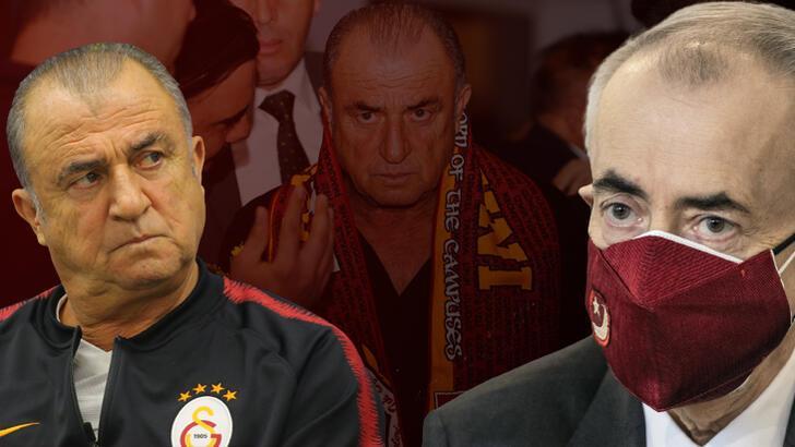 Son dakika haberi - Fatih Terim krizi! İşte Galatasaray'ı yakan olay