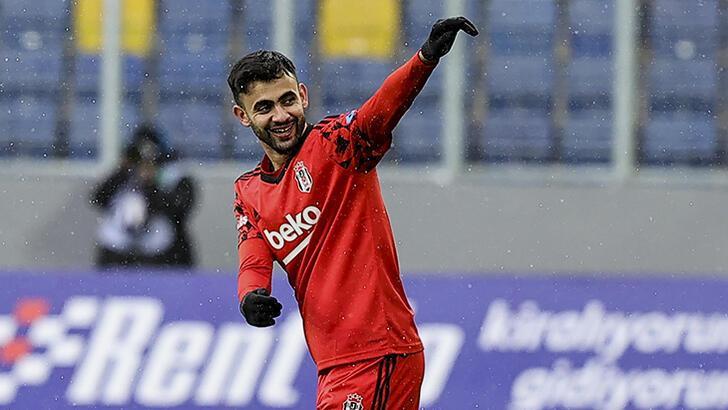 Son dakika - Rachid Ghezzal Beşiktaş'ta yeniden doğdu!