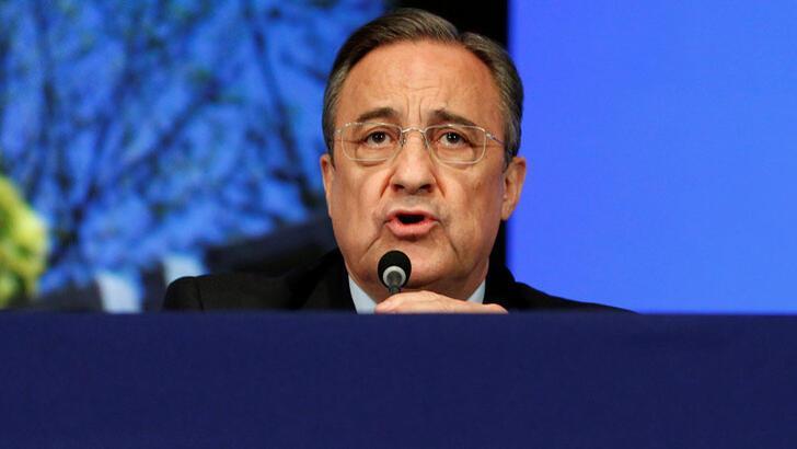 Son dakika - Real Madrid'de Florentino Perez yeniden başkan - Futbol - Spor Haberleri