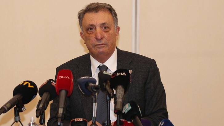 Son dakika - Beşiktaş Başkanı Çebi'den Cenk ve Ghezzal açıklaması
