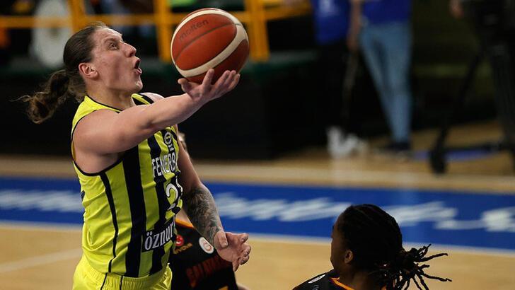 FIBA Kadınlar Avrupa Ligi'nde 2 Fenerbahçeli oyuncu karmaya girdi