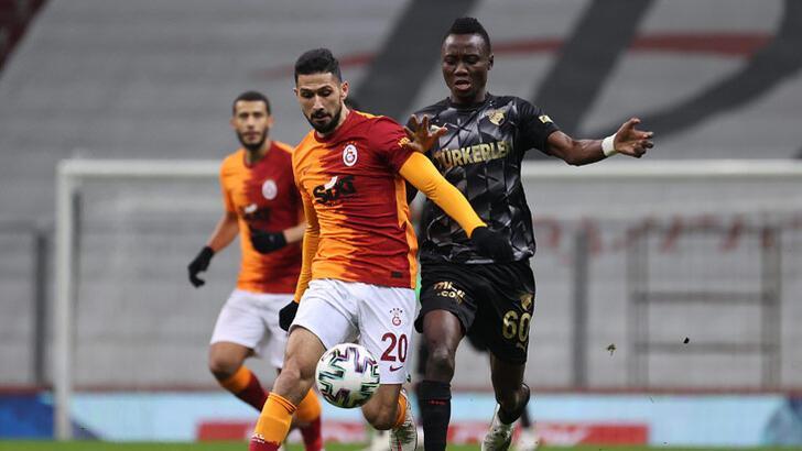 Süper Lig'de Galatasaray, Göztepe'nin konuğu