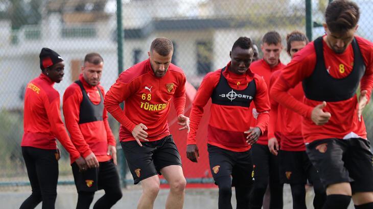 Göztepe, Galatasaray maçına hazır