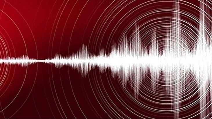 Son dakika! Mersin'de 3,9 büyüklüğünde deprem