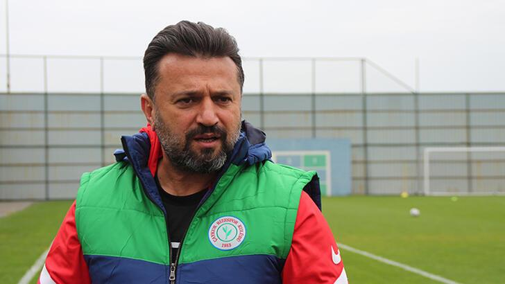 """Son dakika - Bülent Uygun: """"Zor bir maç bizi bekliyor"""""""