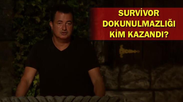 Survivor dokunulmazlığı kim kazandı? Survivor 18 Nisan eleme adayları!