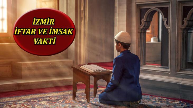 İzmir imsak - sahur saati 21 Nisan: İzmir iftar vakti ne zaman, saat kaçta?