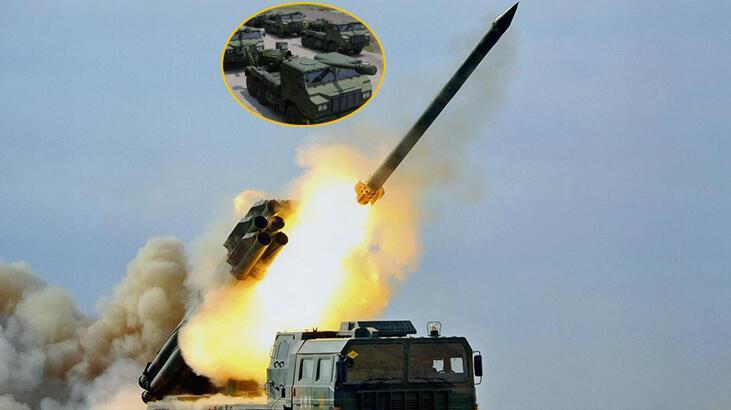 Son dakika... Roketatar yerleştirdi! Çin ordusu harekete geçti...