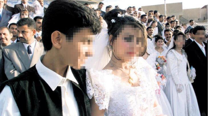 Son dakika: Utanç raporu! Avrupa'da çocuk evliliklerinde Türkiye birinci sırada