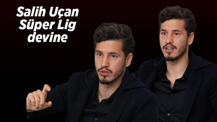 Son dakika haberleri - Salih Uçan transferinde son dakika! Süper Lig devine 10 milyon euro imza parasıyla...