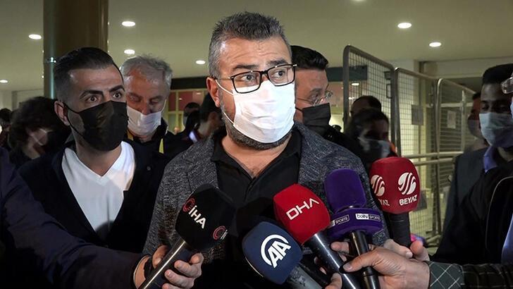 Son dakika - Antalyaspor Basın Sözcüsü Çetin'den Kalkavan'a tepki