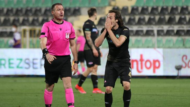 Denizlispor 8 maçta 4 puan aldı