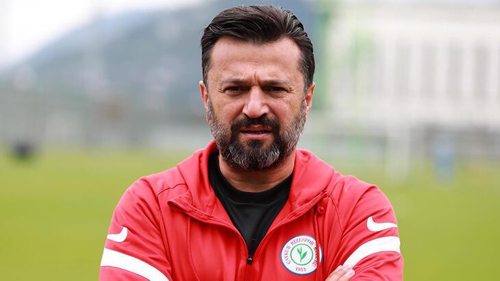 Bülent Uygun: Beşiktaş maçına sürpriz bir kadro ile çıkabiliriz