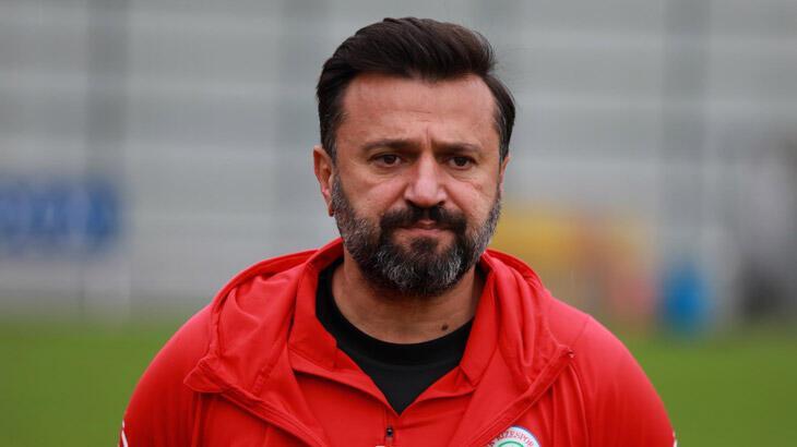 Çaykur Rizespor Teknik Direktörü Bülent Uygun: Tam istediğimiz performansı sahaya yansıtamadık