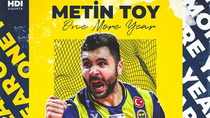 Fenerbahçe Erkek Voleybol Takımı'nda iki imza