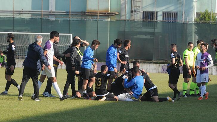 Son dakika - Nazilli Belediyespor'dan mucize şampiyonluk