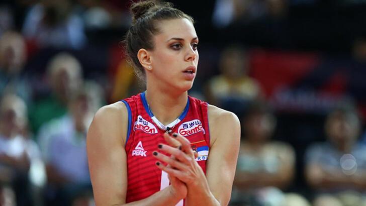 Son dakika - Fenerbahçe Opet Kadın Voleybol Takımı, Mina Popovic'i kadrosuna  kattı