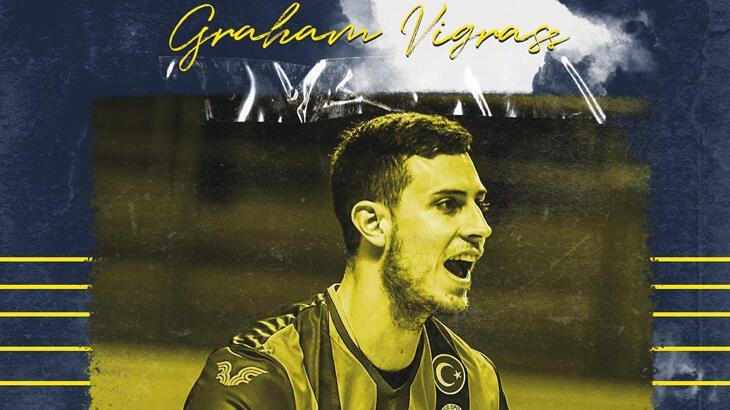 Fenerbahçe HDI Sigorta Erkek Voleybol Takımı'nda Hoag ve Vigrass ile yollar ayrıldı
