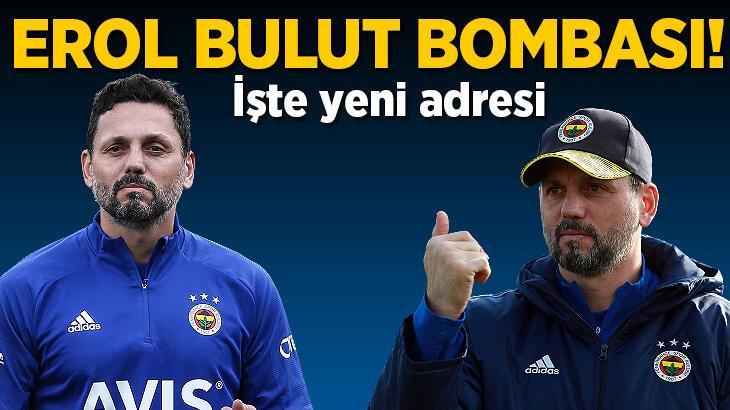 Son dakika haberleri: Erol Bulut sürprizi! Fenerbahçe'den ayrıldıktan sonra yeni adresi...