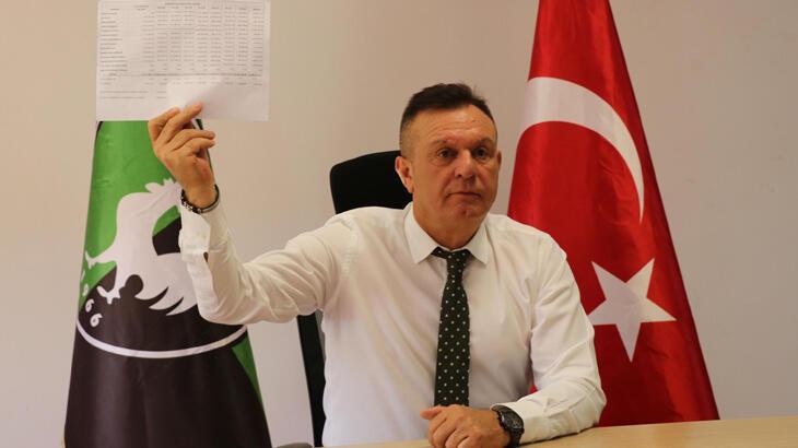 Denizlispor Başkanı Çetin: 31 Mayıs'taki kongrede aday olmayacağım