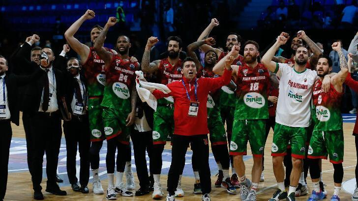 Pınar Karşıyaka, FIBA Şampiyonlar Ligi'nde kupa için sahada