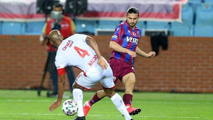 Antalyaspor'un galibiyet özlemi