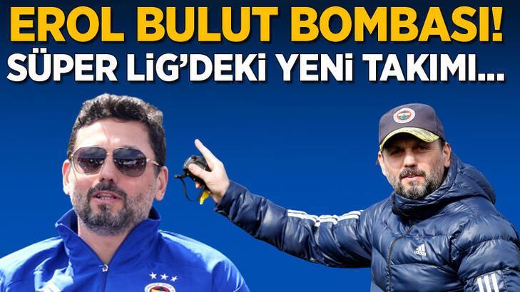 Son dakika haberi: Erol Bulut, Süper Lig ekibini resmen açıkladı: Teklif aldım!