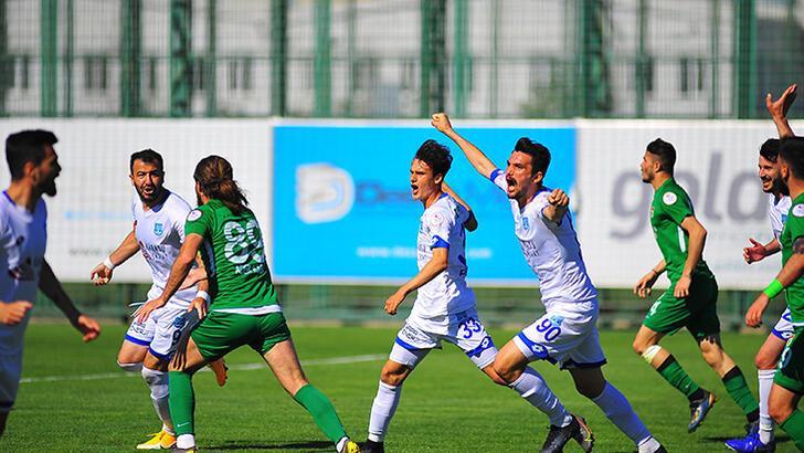 Bursa Yıldırımspor - 1954 Kelkit Belediyespor: 1-1