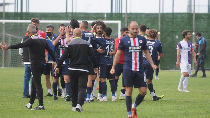 Son dakika - Fethiyespor - Yomra Spor: 0-1